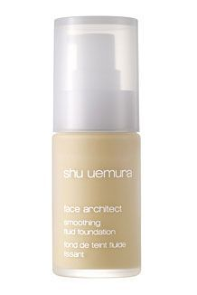 Shu Uemura Face Architect Smoothing Fluid Foundation: rated 4.2 out of 5 by MakeupAlley.com members. Read 218 member reviews.