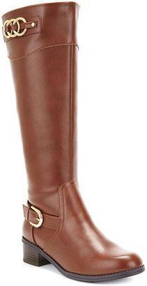 Karen Scott Donnelly Tall Boots - ShopStyle