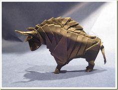 Bull by Joseph Wu.