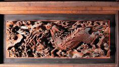 石川雲蝶の彫刻