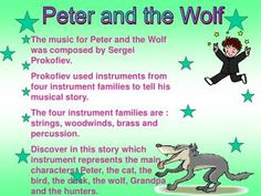 PPT - Peter and the Wolf PowerPoint Presentation - ID:1256264