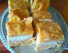 Apple Pie, Sweet Recipes, Food And Drink, Ice Cream, Sweets, Baking, Cake, Desserts, Fine Dining