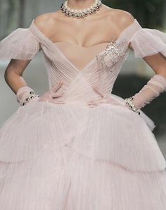 Christian Dior Haute Couture Fall 2005 by John Galliano