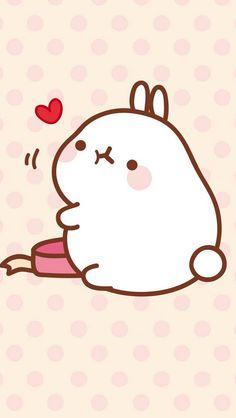 grafika bunny and kawaii Cute Bear Drawings, Kawaii Drawings, Kawaii Bunny, Kawaii Art, Kawaii Doodles, Cute Doodles, Images Kawaii, Molang, Kawaii Wallpaper