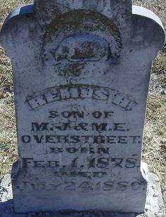 Remus H Overstreet