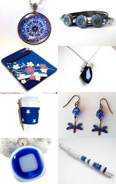 Sapphires for Everyone by Tommye on Etsy--Pinned with TreasuryPin.com