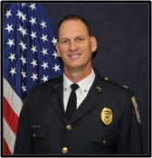 Meet the Riley County Police Department Command Staff. Pictured is our Assistant Direct John Doehling.