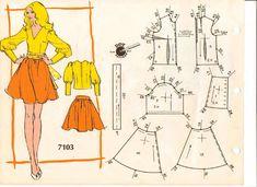 Dot pattern system Dot pattern system sewing pattern drafting, vintage patterns, vintage fashion, custom size pattern drafting, diy pattern drafting, lutterloh