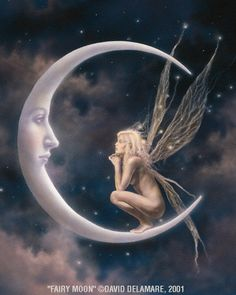 faerie pictures | Faery Message 3/15/2010 *~ New Moon Faeries!