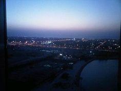 morning in dubai..