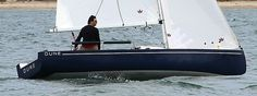 """""""Dune"""". dayboat - daysailer-voilier transportable- day boat"""