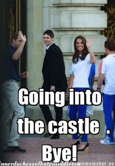 Castle Time (The Inner Duchess of Kate Middleton)