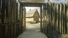 reconstructed Jamestown