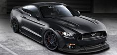Hennessey Ford Mustang GT 2015 Tuning