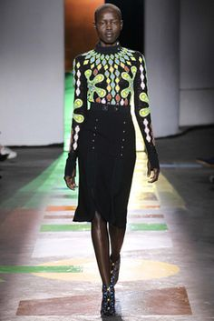 Peter Pilotto ~ Fall 2015 Ready-to-Wear - London