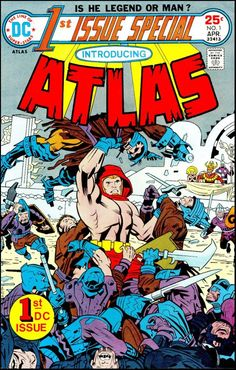 Atlas Jack Kirby 1- (2)