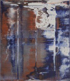 Abstract Painting [818-4] » Art » Gerhard Richter