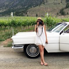 Jillian Harris - blog - Women's Fashion - What to wear on winery tour