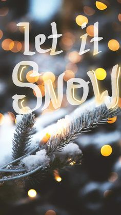 let it Snow - All I want for Christmas is you❤️ - noel Winter Wallpaper, Christmas Wallpaper, Christmas Lockscreen, Christmas Mood, Christmas And New Year, Winter Holidays, Holidays And Events, Hades Disney, Winter Schnee