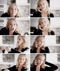 Caroline in 7x15 'I Would for You' {by @pinterestparia}