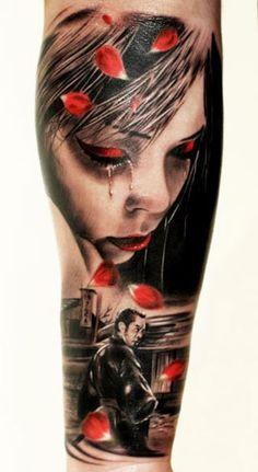 Tattoo Artist - Silvano Fiato - www.worldtattoogallery.com/tattoo_artist/silvano_fiato