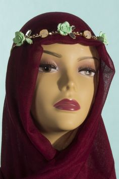 Flower Princess Crown