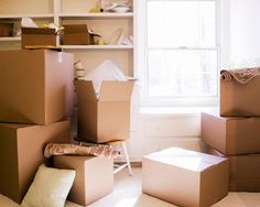 Start your quest to find free moving boxes with this comprehensive list of  the businesses and organizations you should contact to claim boxes for your  move.