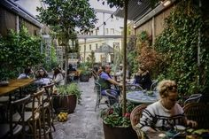 1. C/Montera's secret Eden 21 hidden gems of Madrid