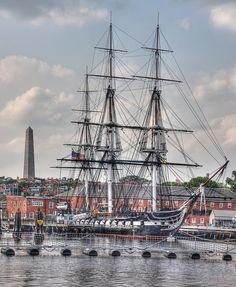 USS Constitution, Charlestown, MA