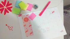No meio dos livros: Organizando a vida - Planner