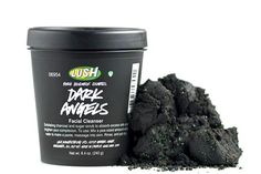 The Secret Ingredient For The Clearest Skin Of Your Life #refinery29 http://www.refinery29.com/charcoal-beauty-products#slide-12 While you may know Lush for their fizzy bath balls and salty soaks, this killer cleanser is where it's at in our book. Black sugar, charcoal, and rhassoul mud exfoliate and get rid of all the icky stuff, while organic avocado oil provides nourishment to your face, body, hands, or wherever you choose to slather on this goodness.