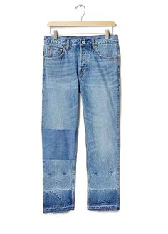 "Our Editors Share The Best Jeans You Can Buy Without Trying On #refinery29  http://www.refinery29.com/best-womens-jeans-by-fit#slide-2  ""I swear The Gap has somehow stolen my measurements, because their jeans have always fit me since as long as I remember, no matter what size I've been. I've got healthy calves, average thighs, and a substantial butt — without much of a waist, and their jeans never make me feel like a sausage, but aren't weirdly roomy in spots that don't need to be roomy. I…"