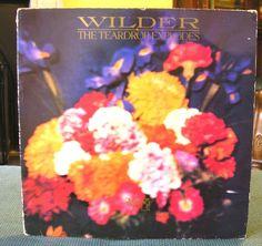 Wilder The Teardrop Explodes vinyl LP record 12 inch Album Scarce 1980's rock…