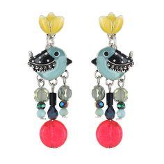 Earrings by Taratata Bijoux