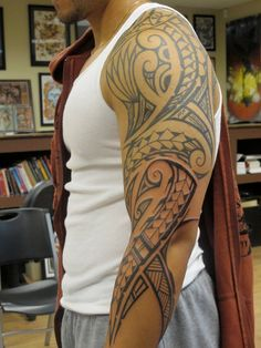 Sleeve by Sef Samatua