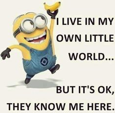 Top 150 Funny Minions Quotes and Pics Never forget three types of people in your life: Who helped you in difficult times. Who left you in difficult times. Who put you in difficult times. Funny Minion Memes, Minions Quotes, Minion Humor, Minion Sayings, Minion Stuff, Silly Memes, Funny Puns, Minion Photos, Minions Pics