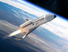 [TECH] Boeing will build DARPA's XS-1 experimental spaceplane  You can hear the champagne corks popping here in Seattle as Boeing is awarded the contract to make DARPA's cool experimental spaceplane. The XS-1, as it's called, would allow for relatively cheap and simple trips to space for launching and testing satellites and all that sort of thing. Read More  #Gadgets #Boeing #Government #TC #Space