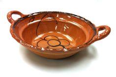 Picture of Cazuela de Barro sin Plomo - Lead Free Clay Casserole 3.4 qt - Item No. 50409-87202