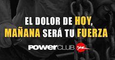 No hay sacrificio sin dolor @powerclubpanama #YoEntrenoEnPowerClub