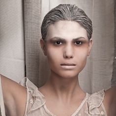 Maquillaje: Alba Colorus