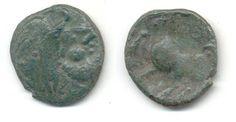 "Danube Celts, ""Ball and Cheek"" Tetradrachma @200 BC"