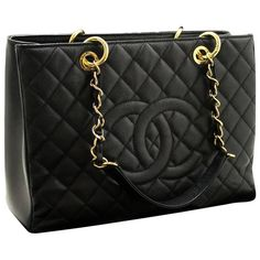 e291fd698d3307 85 Best Chanel shopping tote images | Chanel shopping tote, Shopping ...