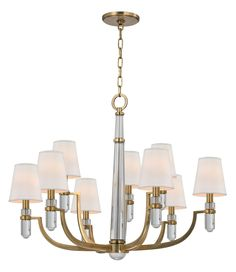 Dayton 9 Light Chandelier | Wayfair