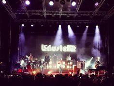 Ieri sera a Cortona: Spettacolare concerto dei Baustelle! About last night in Cortona: Amazing Concert of the Baustelle! #mixfestival #cortona #baustelle #charliefasurf