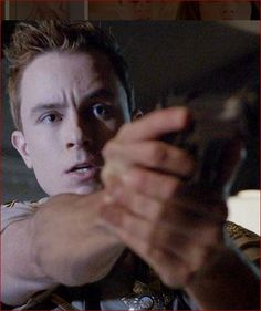 Ryan Kelley Who Plays Deputy Parrish on 'Teen Wolf'