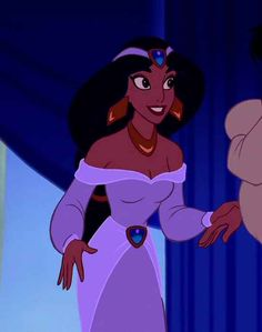 I just feel your jewelry is really overpowering your impossibly small body. | A Definitive Ranking Of 72 Disney Princess Outfits