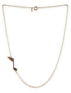 Alphabeta - Do Me Necklace