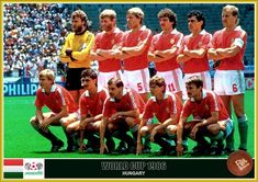 Fan pictures - 1986 FIFA World Cup Mexico. Fifa 20, Fan Picture, Fifa World Cup, Hungary, Mexico, Soccer, Football, Sports, Pictures