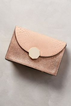 Meli Melo Shimmerscale Clutch