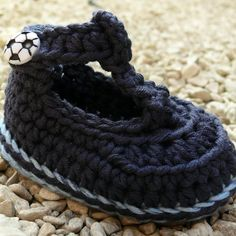 posh joe crochet baby booties